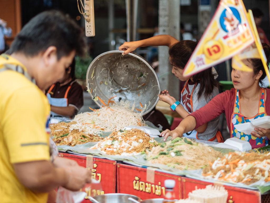Vegetarian Food Festival, Bangkok