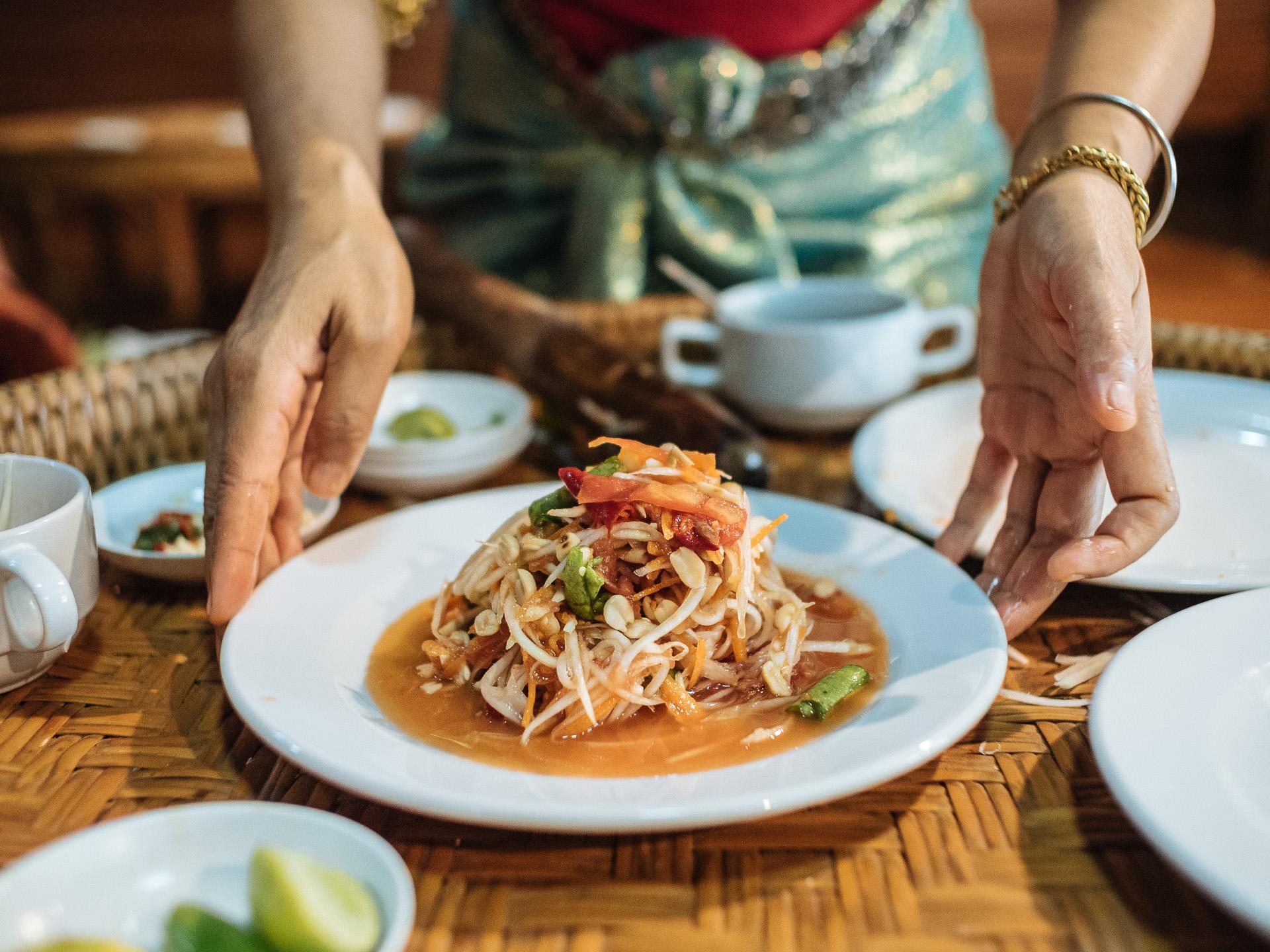 Apprivoiser Bangkok ème Tentative Yummy Planet - Cours de cuisine vegetarienne