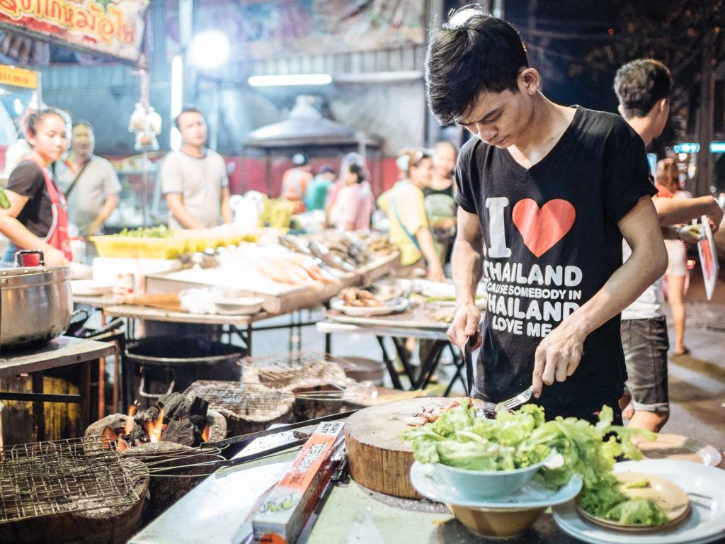 I love Thailand, Bangkok