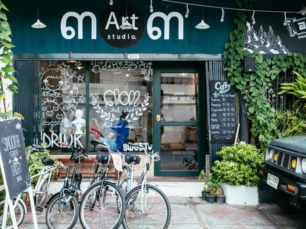 Art and cafe, Bangkok