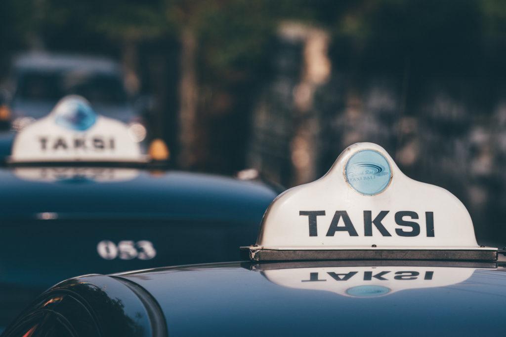 Taksi, Seminyak, Bali