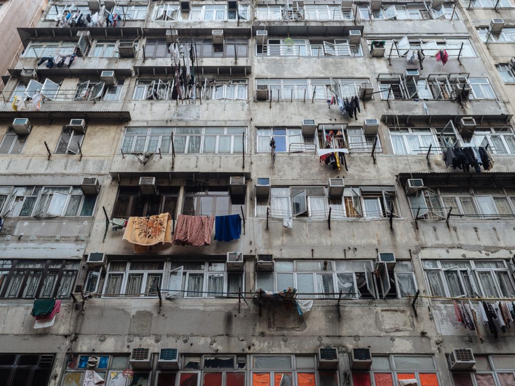 Immeuble Kowloon