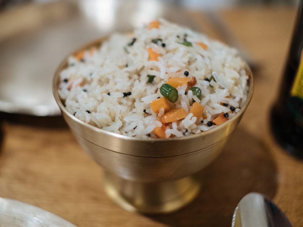 Bol de riz, Yak Yeti Yak, Bath