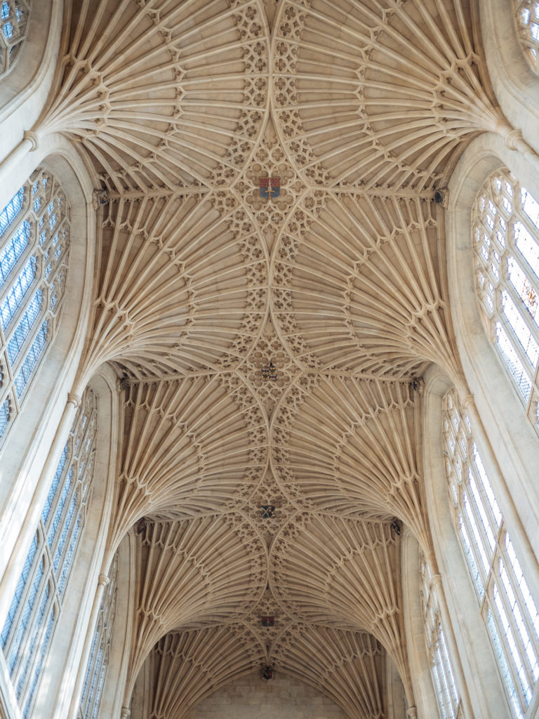 Ceiling, Cathedral of Bath