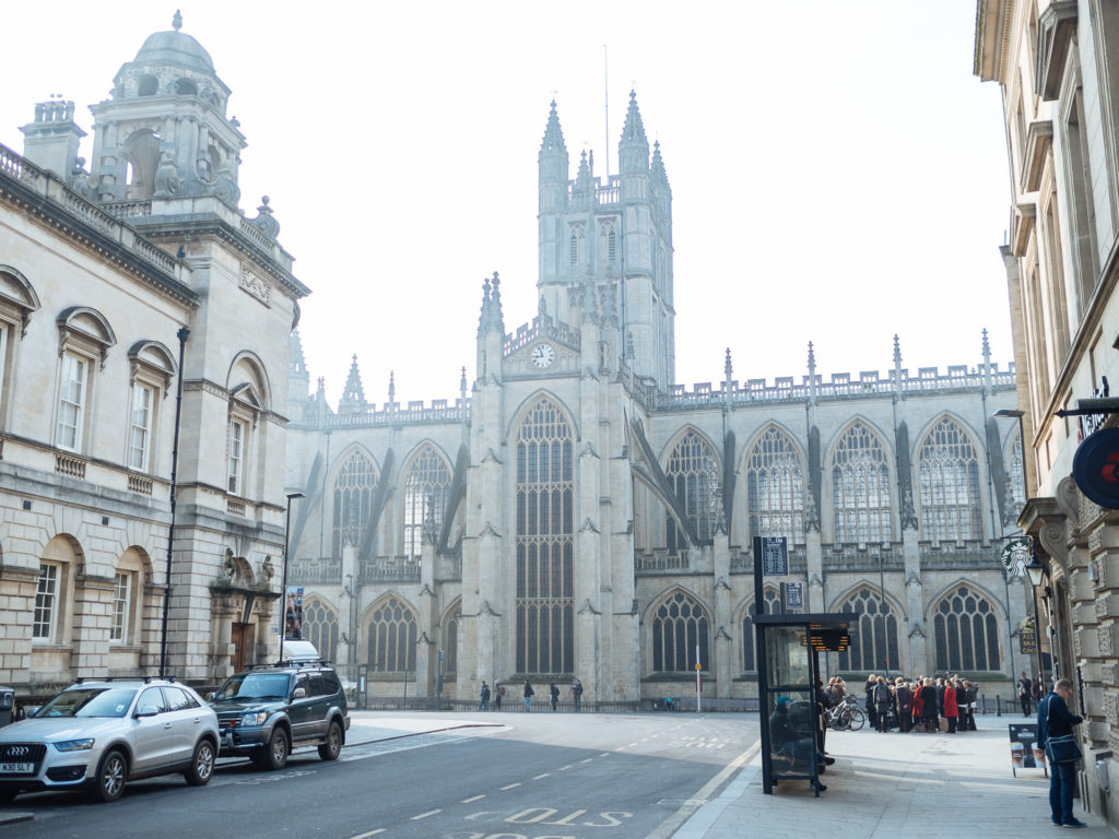 Cathedral of Bath