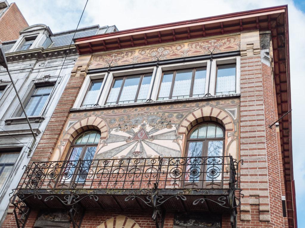 Maison dorée, Charleroi