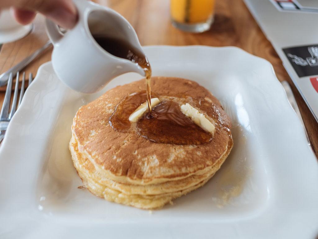 Pancakes, Hungry Bird, Canggu