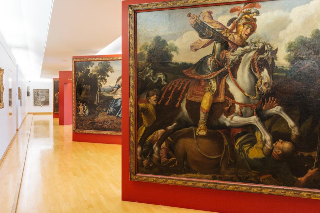 L'épopée de Roland Furieux, Musée d'Art Roger-Quillot, Clermo