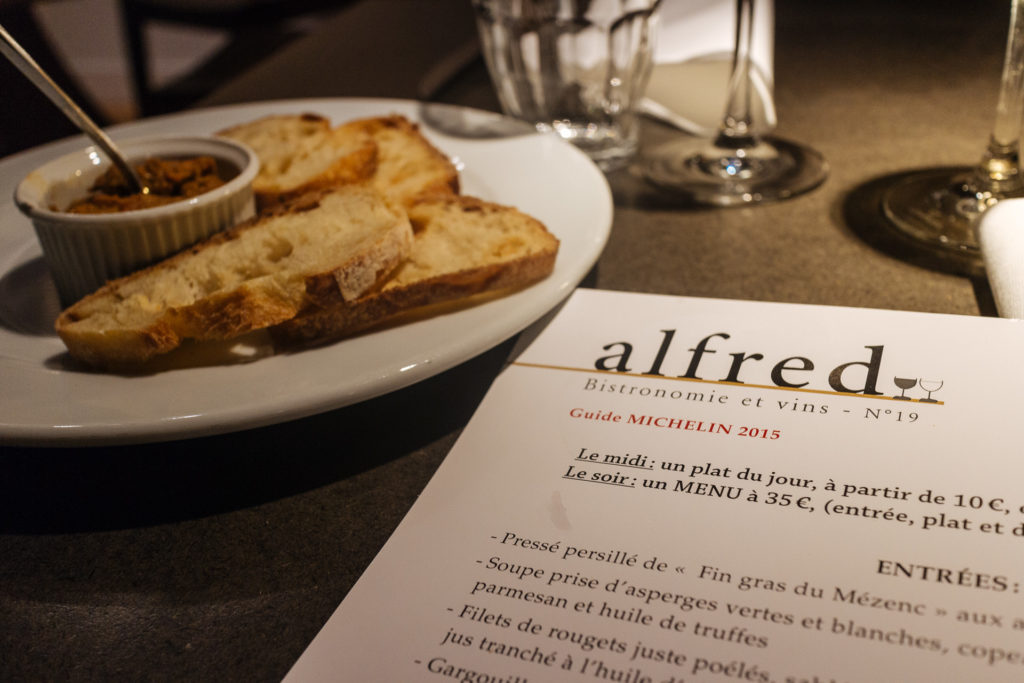 Alfred, Clermont-Ferrand