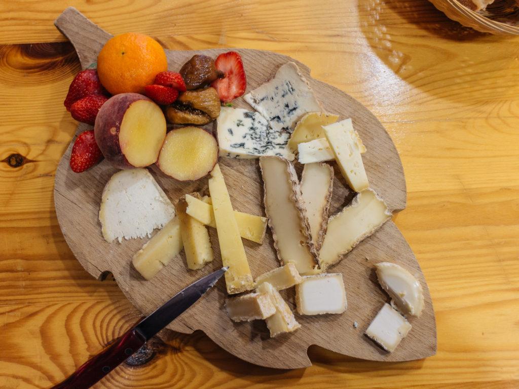 Sélection de fromages, Olivier Nivesse, Clermont-Ferrand