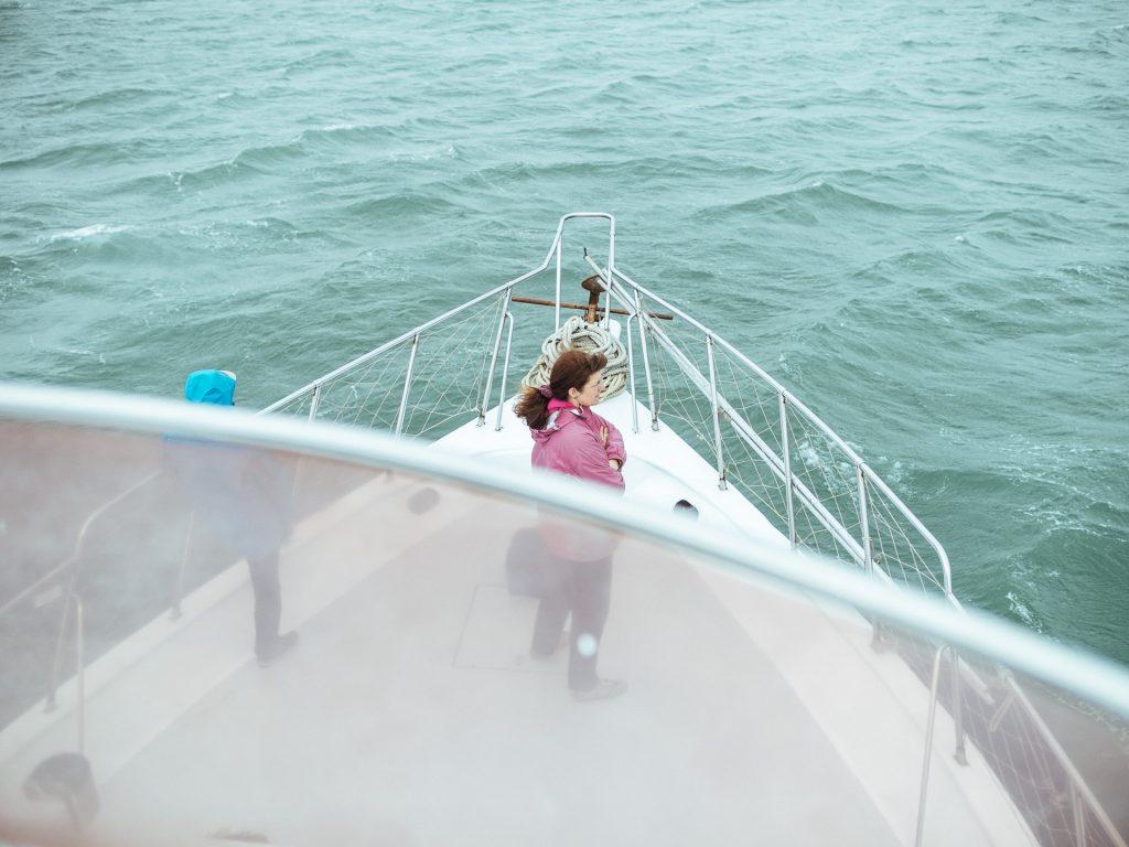 Erika, Hong Kong Dolphin Watch
