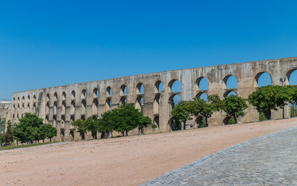 Aqueduc d'Amoeira, Elvas, Alentejo