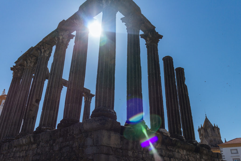 Temple de Diane, Evora, Alentejo