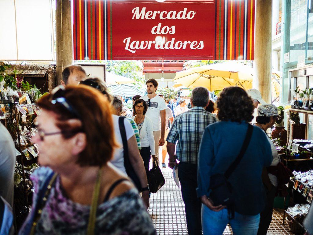 Mercado dos Lavradores, Funchal