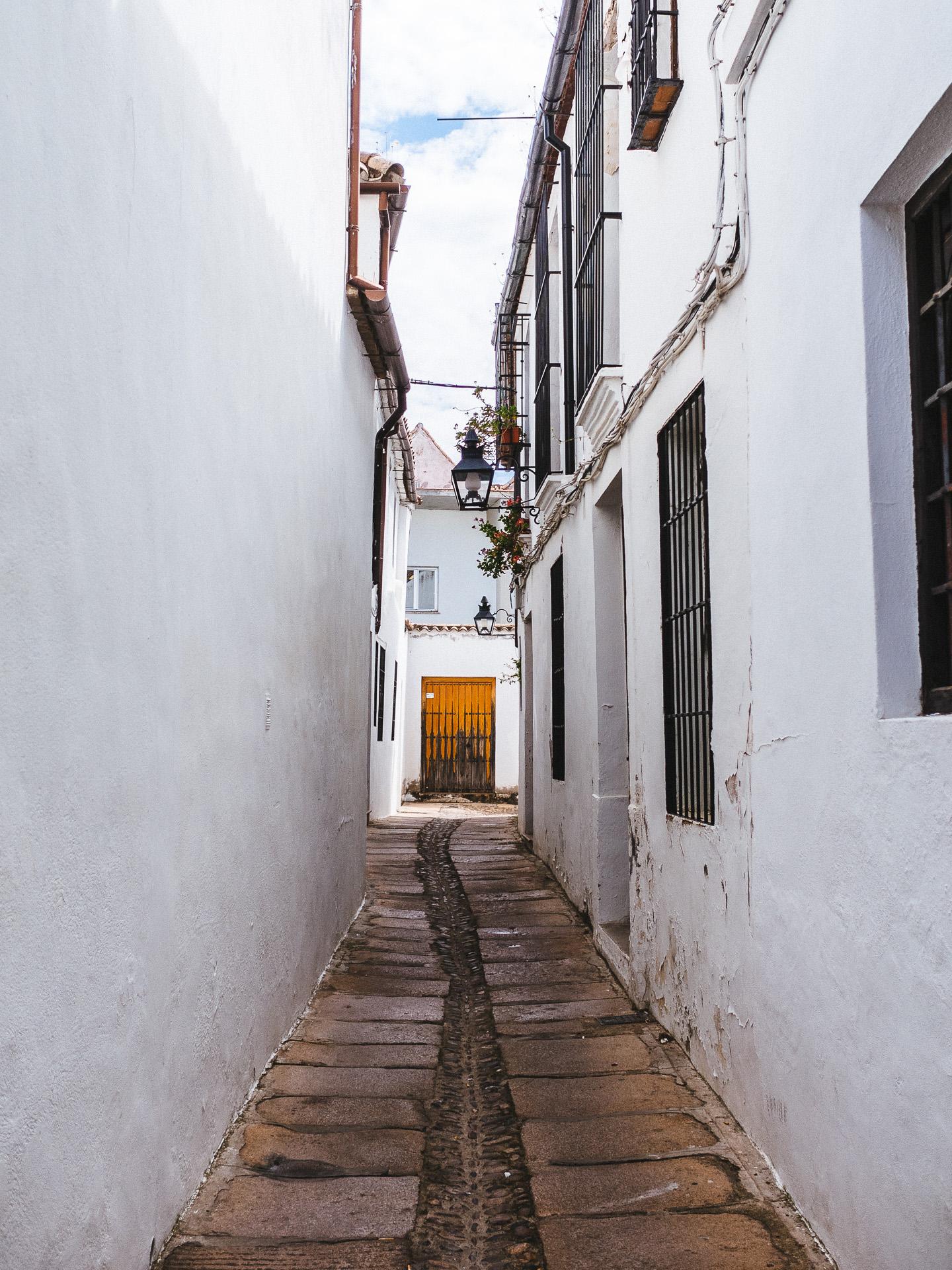 Rues de Cordoue