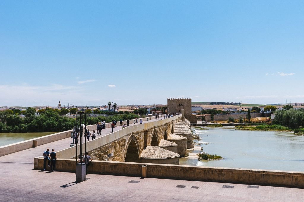 El Puente Romano, Córdoba