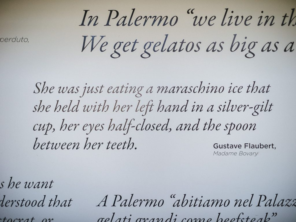 Quotes about gelato
