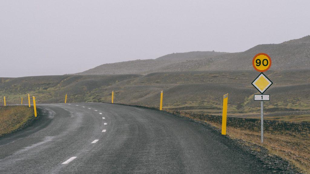 N1 through Iceland