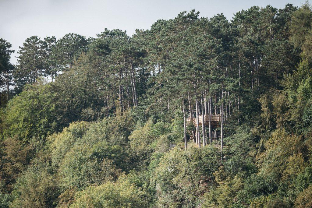 Point de vue, Domaine des Grottes de Han