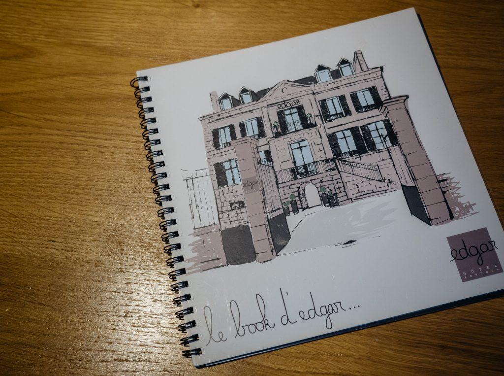 Hotel Edgar, Saint-Brieuc