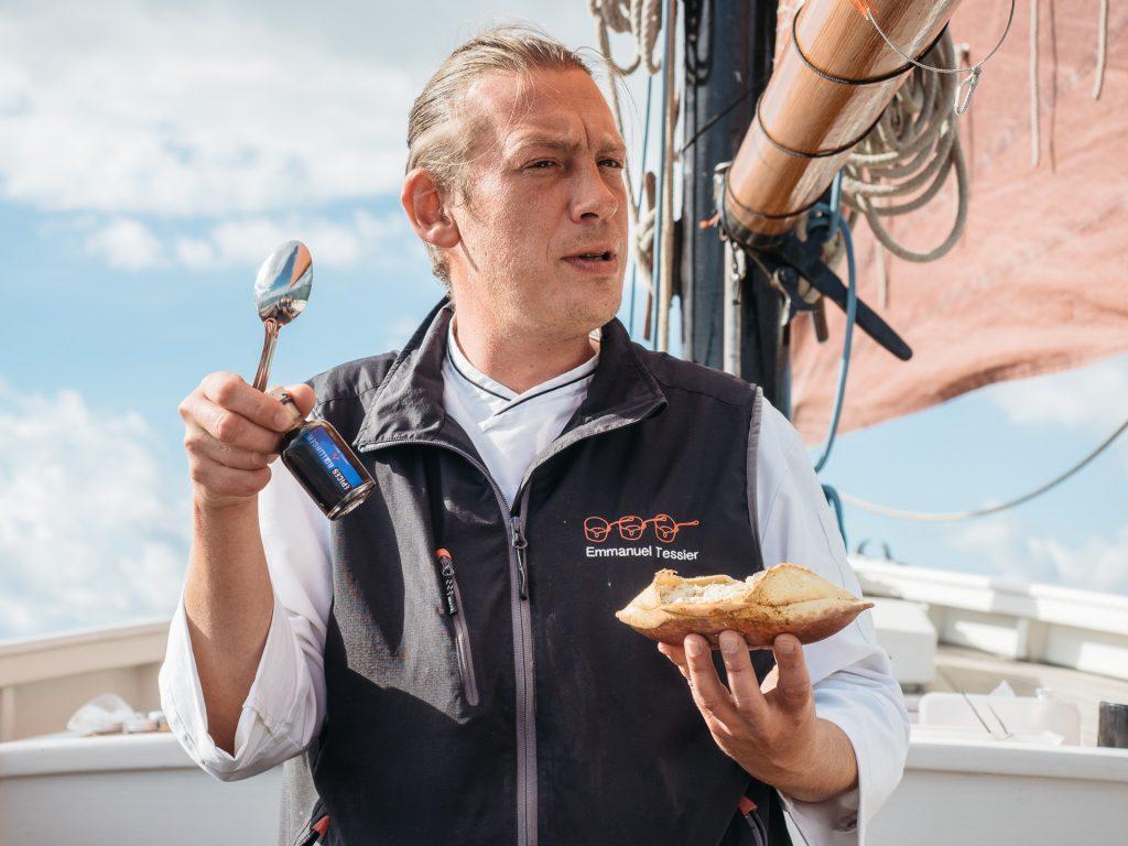 Emmanuel Tessier, Cuisine Corsaire, Cancale