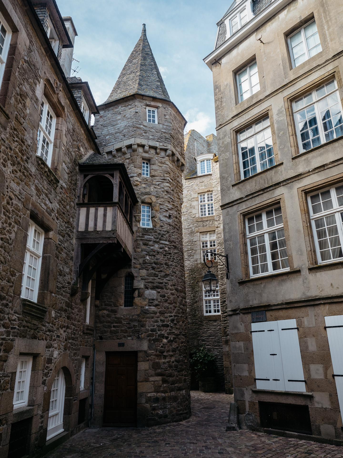 Ruelles de Saint-Malo