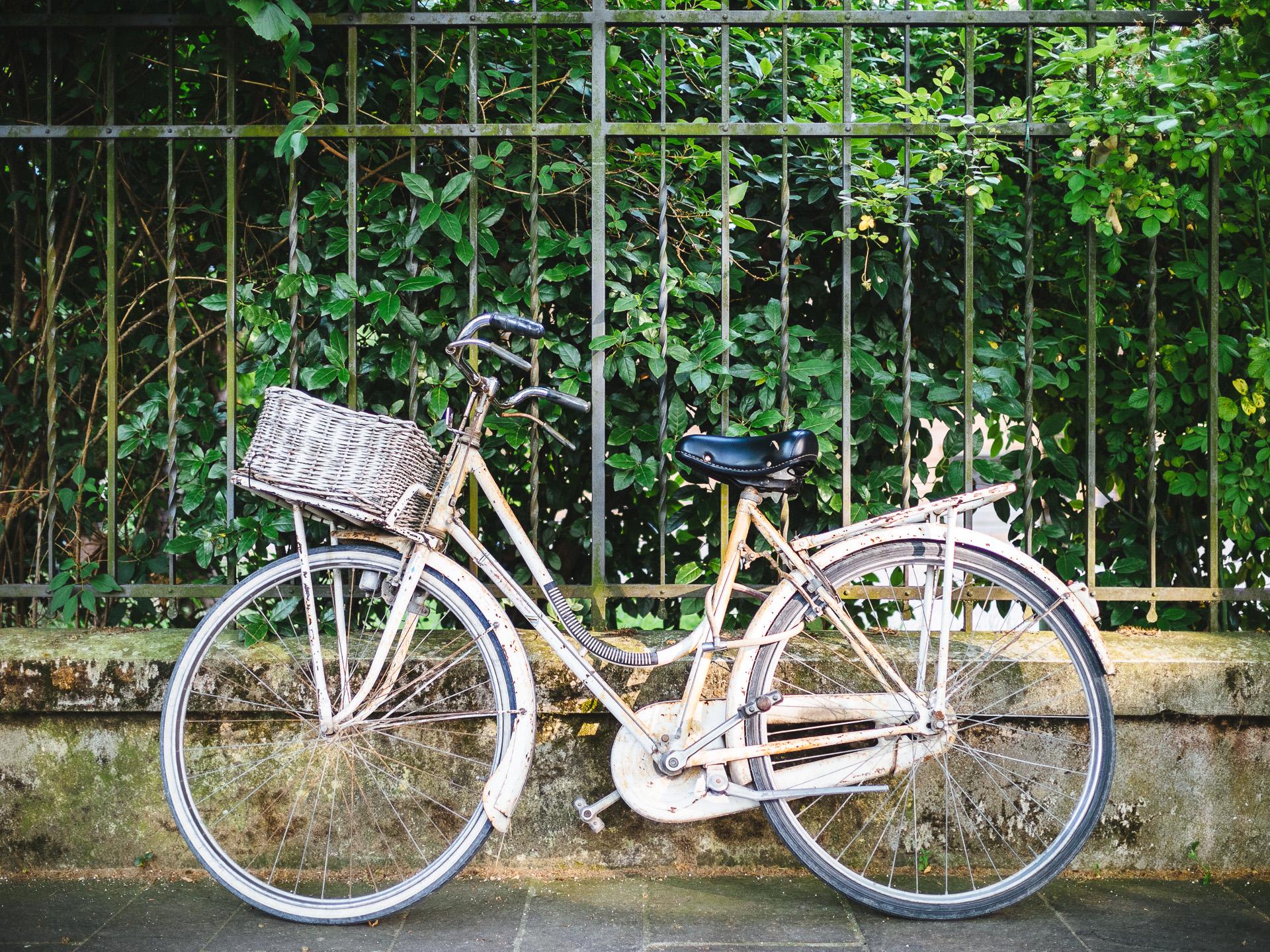 Cervia à vélo