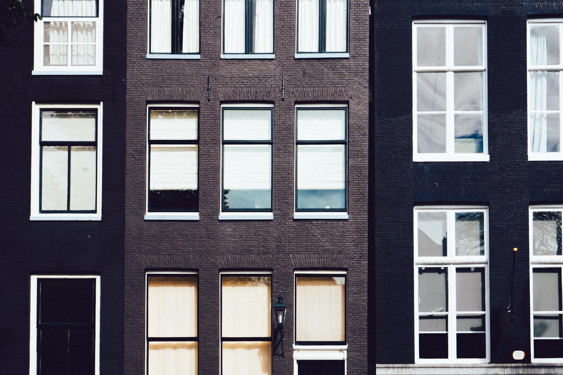 L'architecture d'Amsterdam