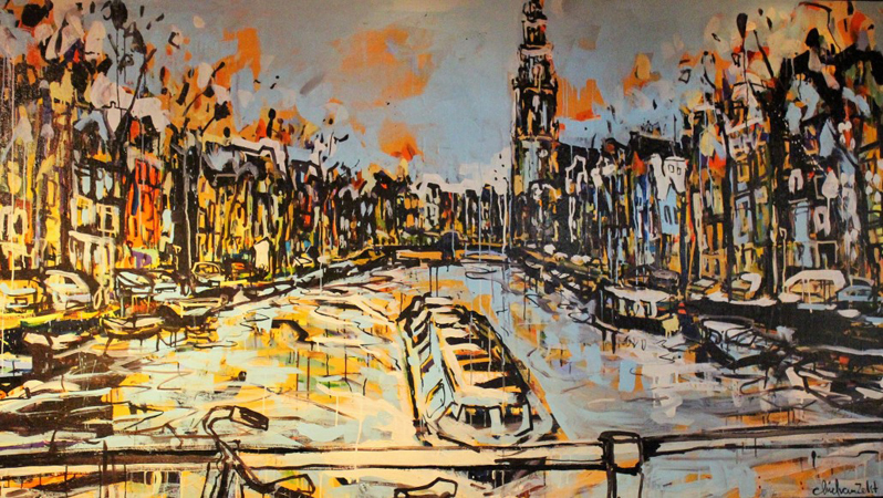 Chiel van Zelst - Artiste peintre - Amsterdam