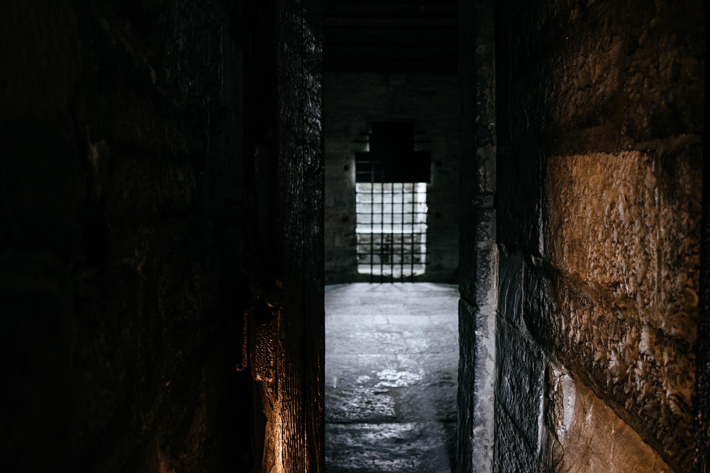 La prison du Beffroi de Tournai