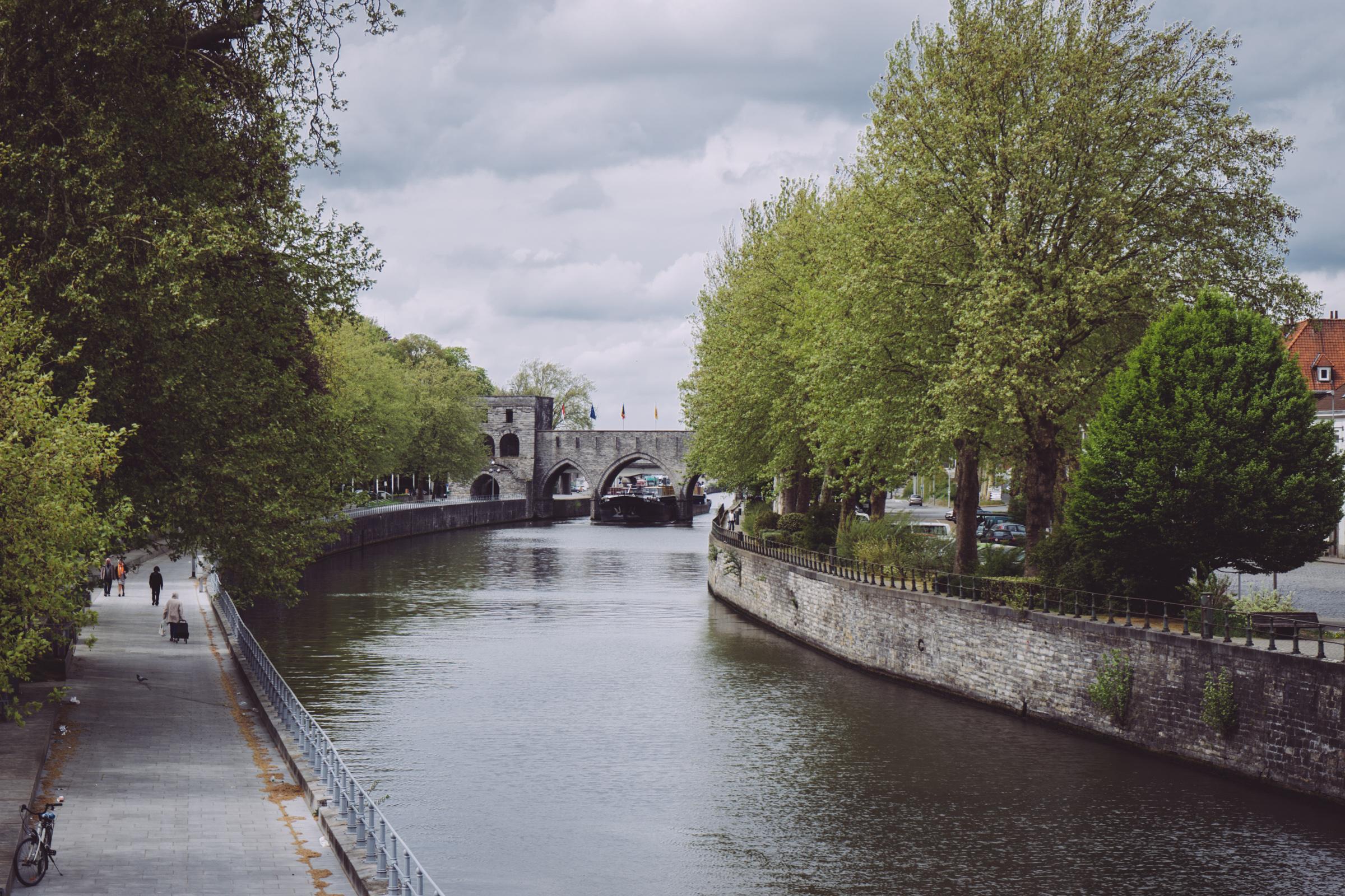 Le Pont des Trous de Tournai
