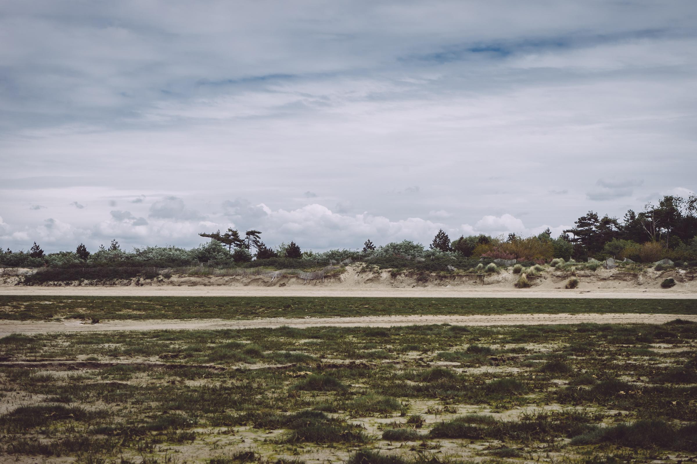 Les dunes de Baie de Somme