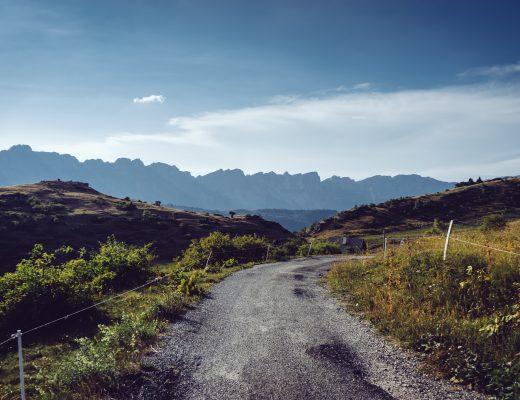 Alpage du Serpaton - Barrière est du Vercors - Vercors