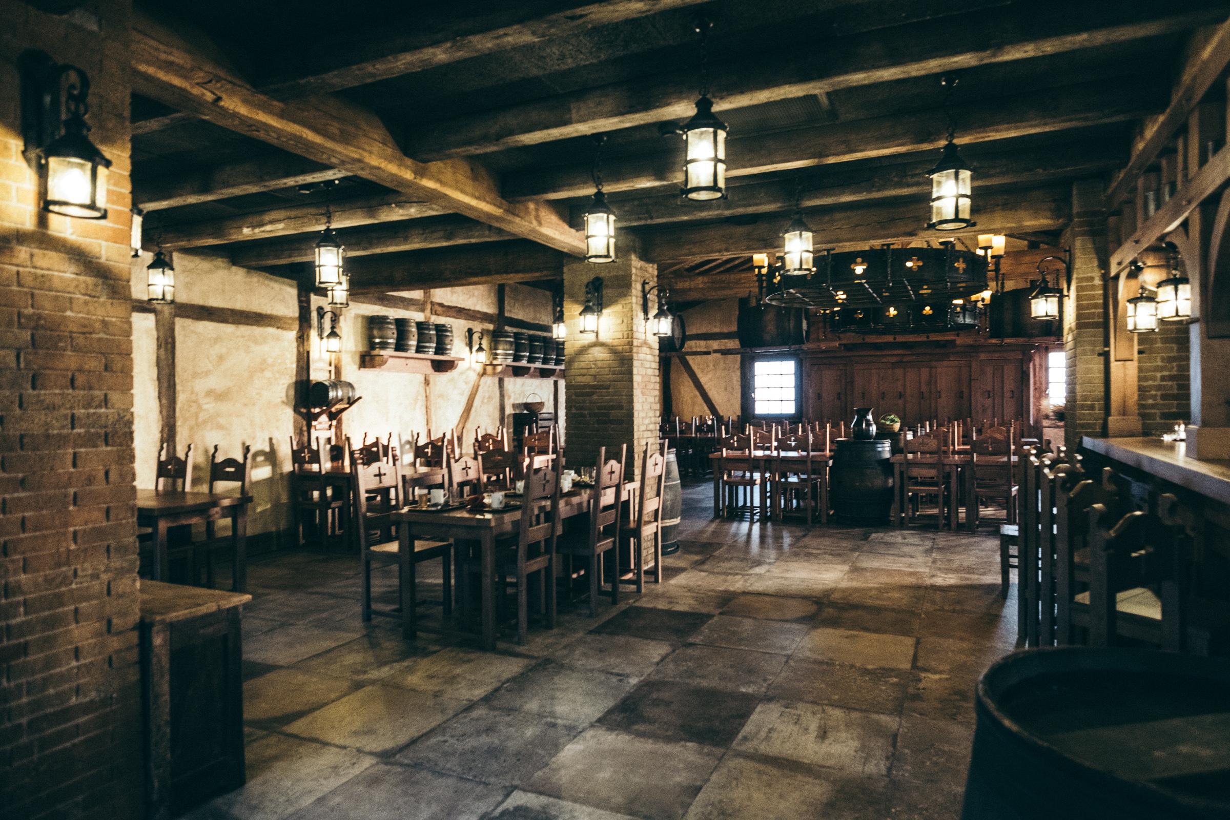Puy du Fou - France - Restaurant - L'Ecuyer Tranchant