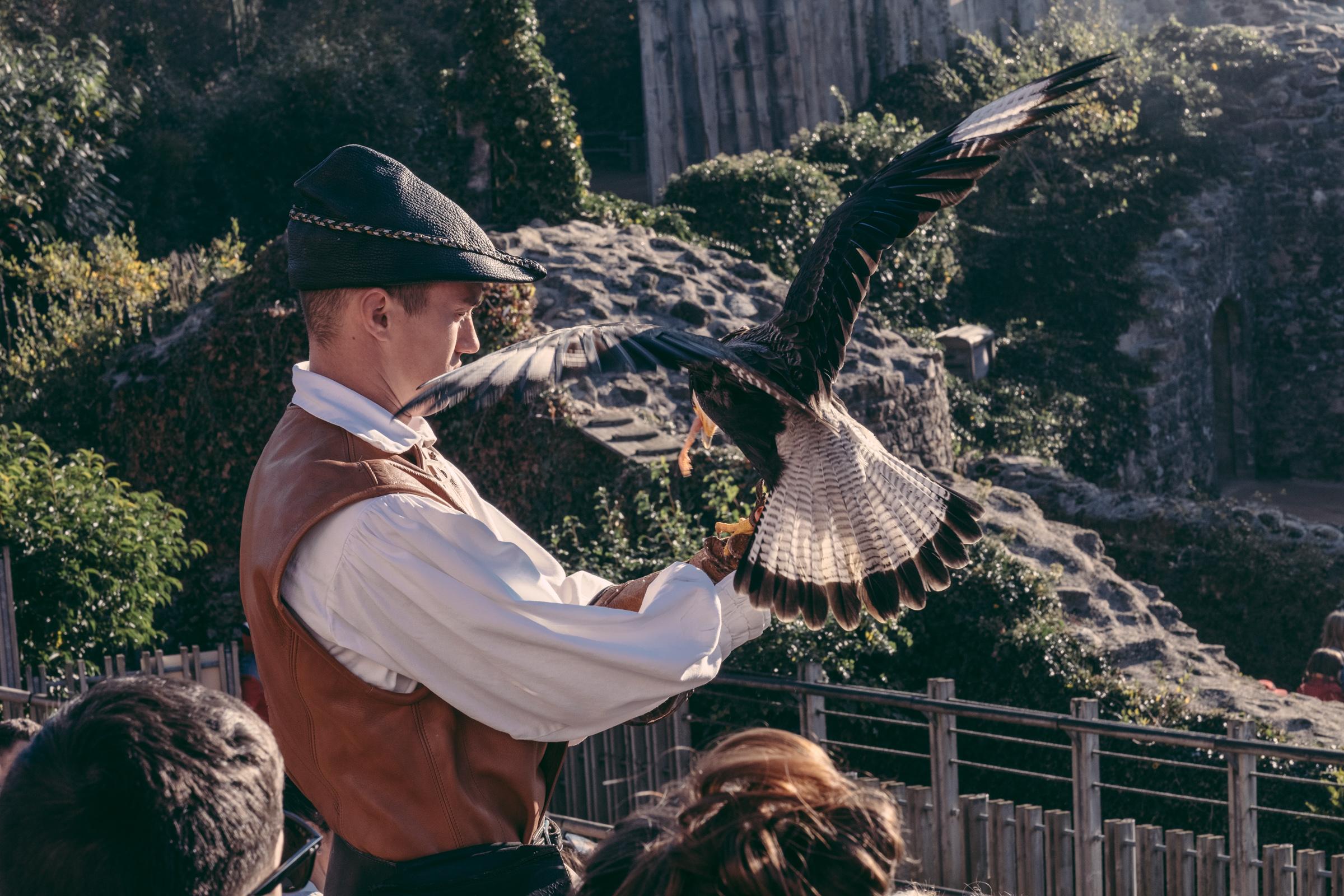 Puy du Fou - France - Le bal des oiseaux fantômes