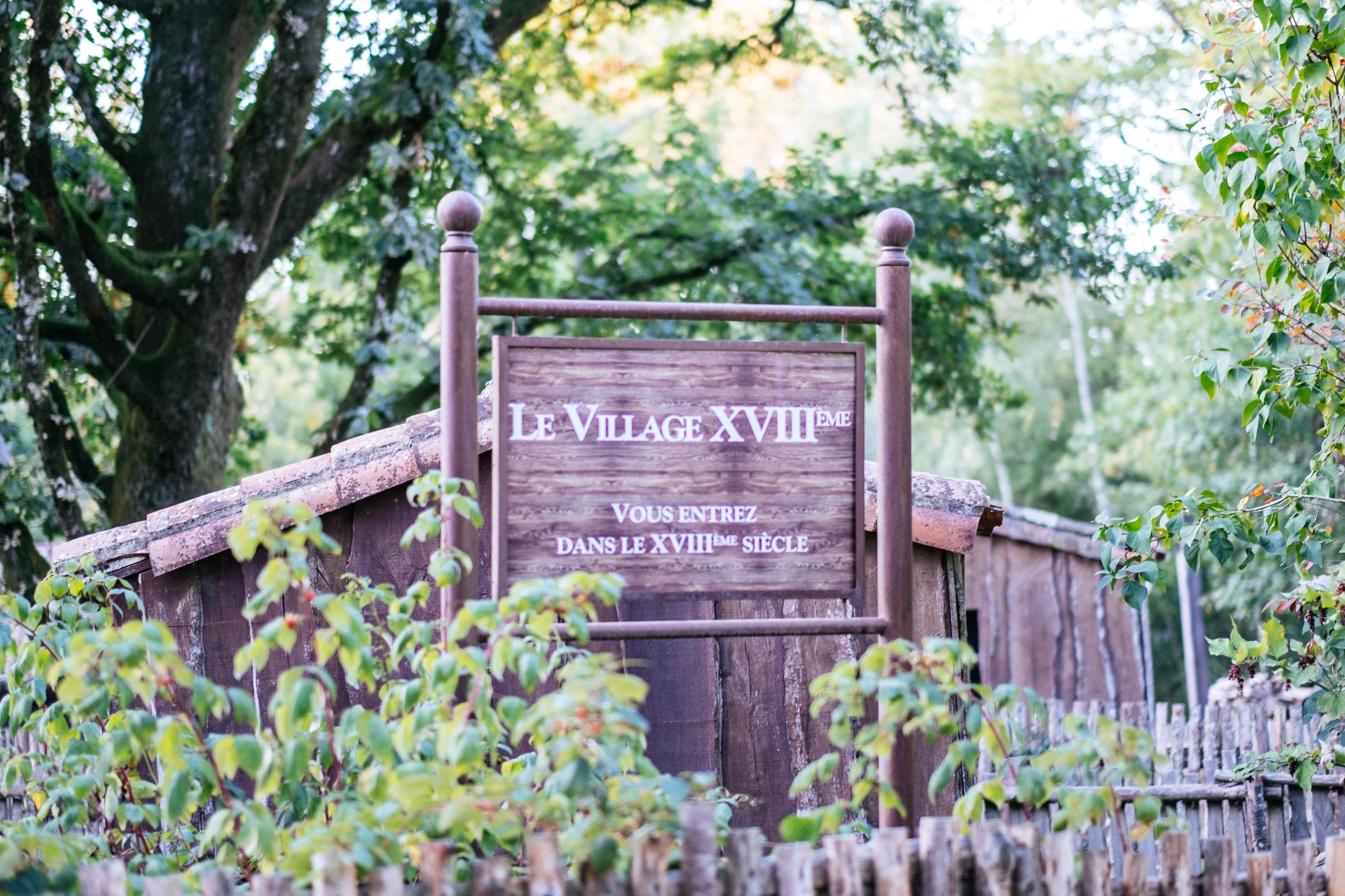 Puy du Fou - France - Le Village XVIIIe