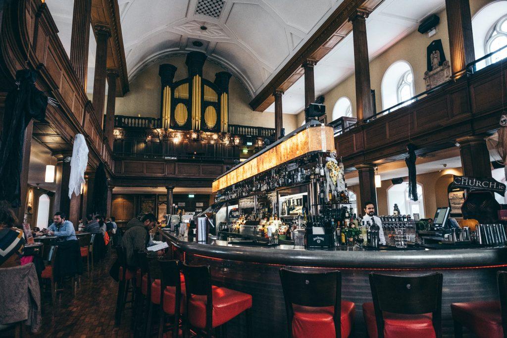 The Church - Dublin - Irlande