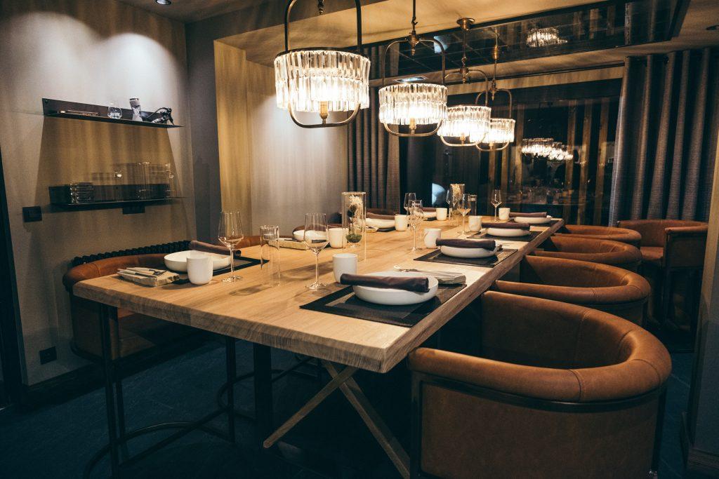 Les Saisies - France - Savoie Mont-Blanc - Montagne - La table des Armaillis - Restaurant gastronomique