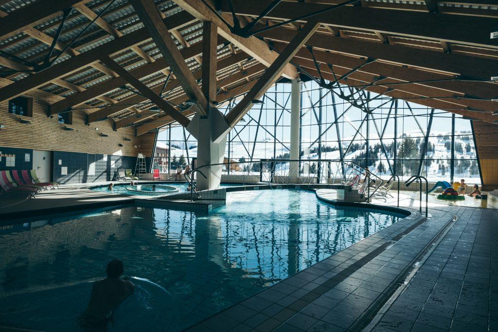 Les Saisies - France - Savoie Mont-Blanc - Montagne - Le Signal - Spa - Centre aqualudique