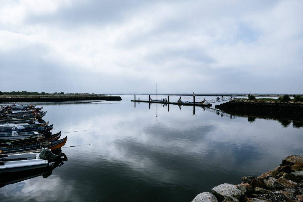 Portugal - Cais do Bico – Quai de Bico - Moliceiro