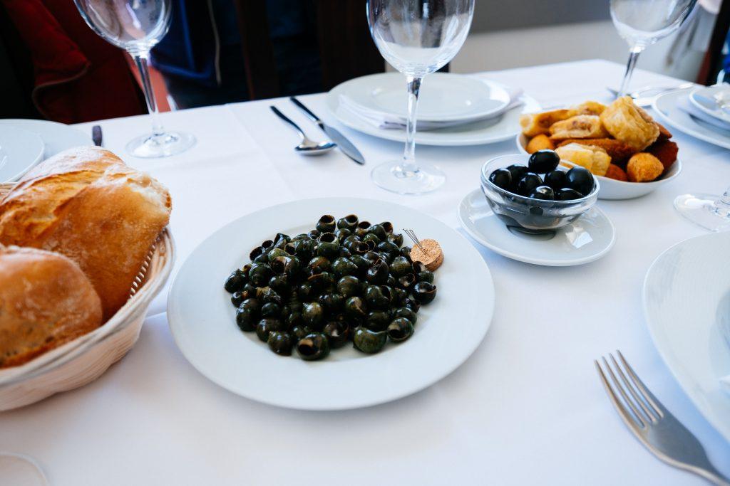 Portugal - restaurant O Bico
