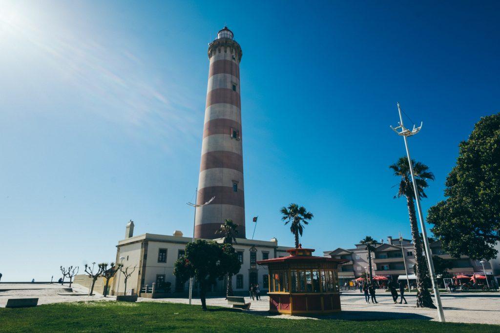 Portugal - Murtosa - Phare d'Aveiro - Farol da Barra