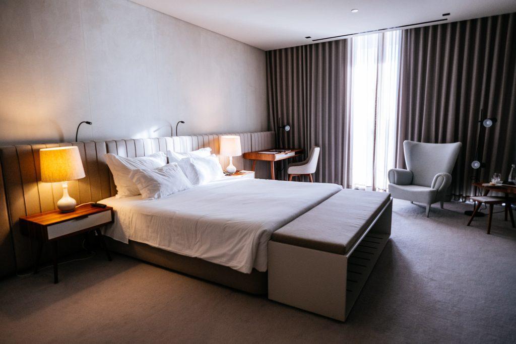 Portugal - hôtel 5 étoiles du Montebelo Vista Alegre Ilhavo