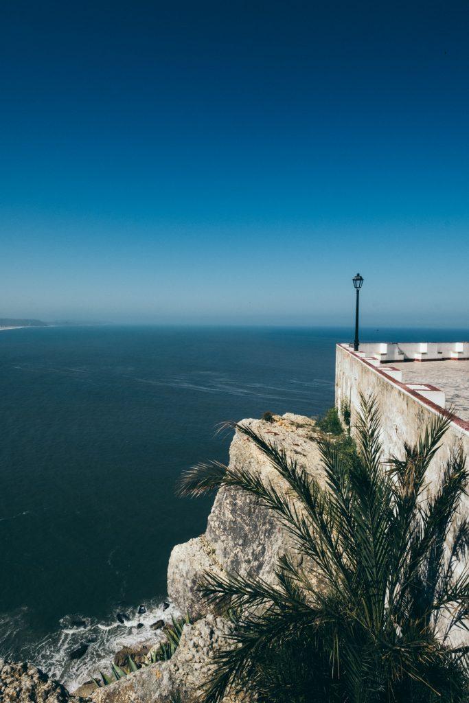 Portugal - Nazaré - Canyon de Nazaré - Océan Atlantique