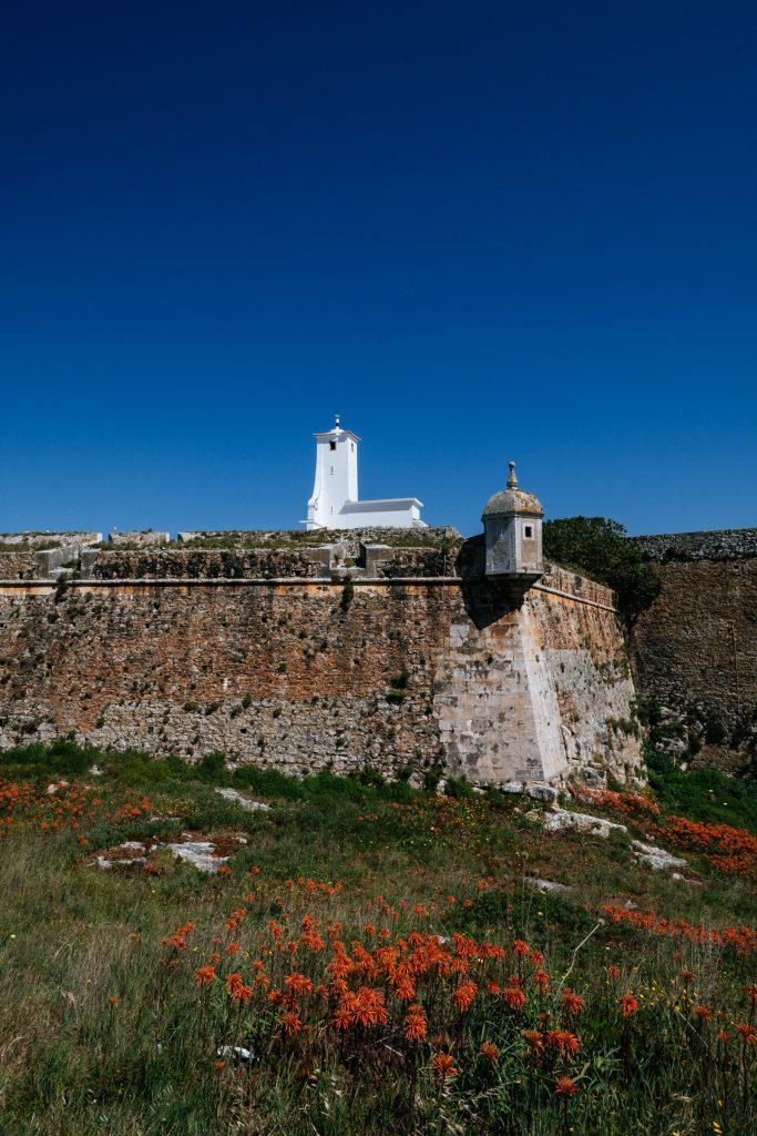 Portugal - Peniche - Forteresse - Prison