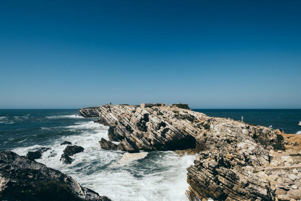 Portugal - Peniche - Géologie