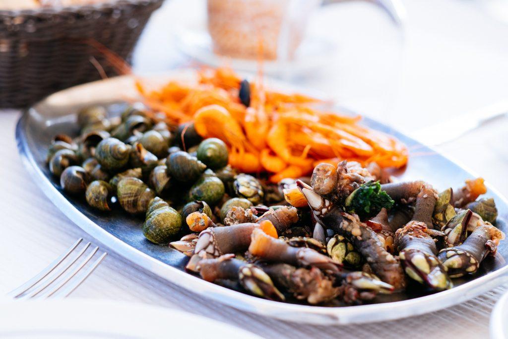 Portugal - Pouce-Pied - Restaurant A Peixaria (São Jacinto) - Bairro dos Pescadores