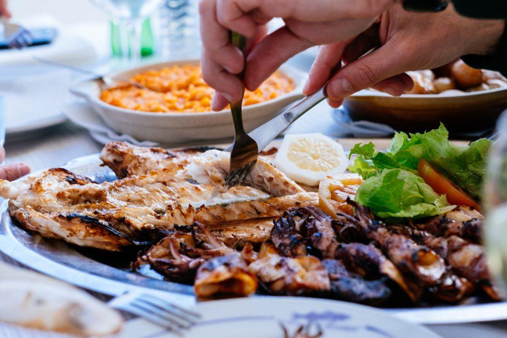 Portugal - Poisson - Restaurant A Peixaria (São Jacinto) - Bairro dos Pescadores0419_1667_Portugal_Sophie_Bernard