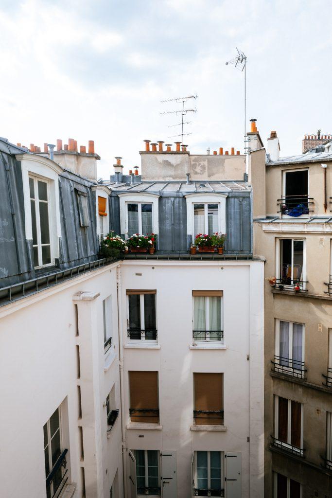 Paris - France - Architecture