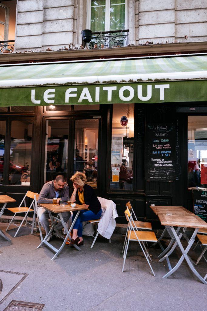 Paris - Vegan - Veggietown - Restaurant Le Faitout